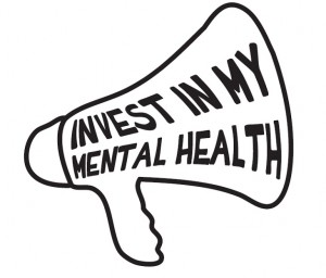 Invest in my mental health