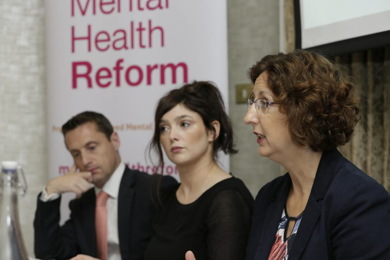 Mental Health Reform Picture Conor McCabe