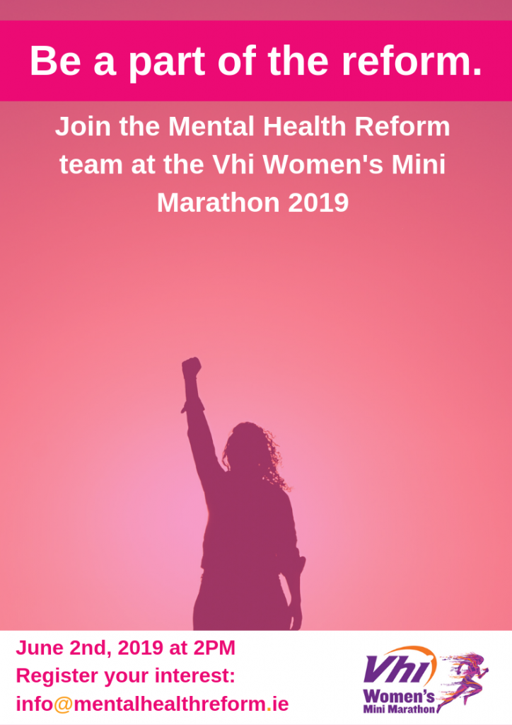 Women's Mini Marathon 2019 Poster
