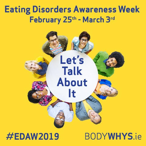 Blog: Bodywhys on Eating Disorders Awareness Week 2019