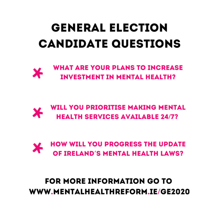 General election Candidate questions (1)