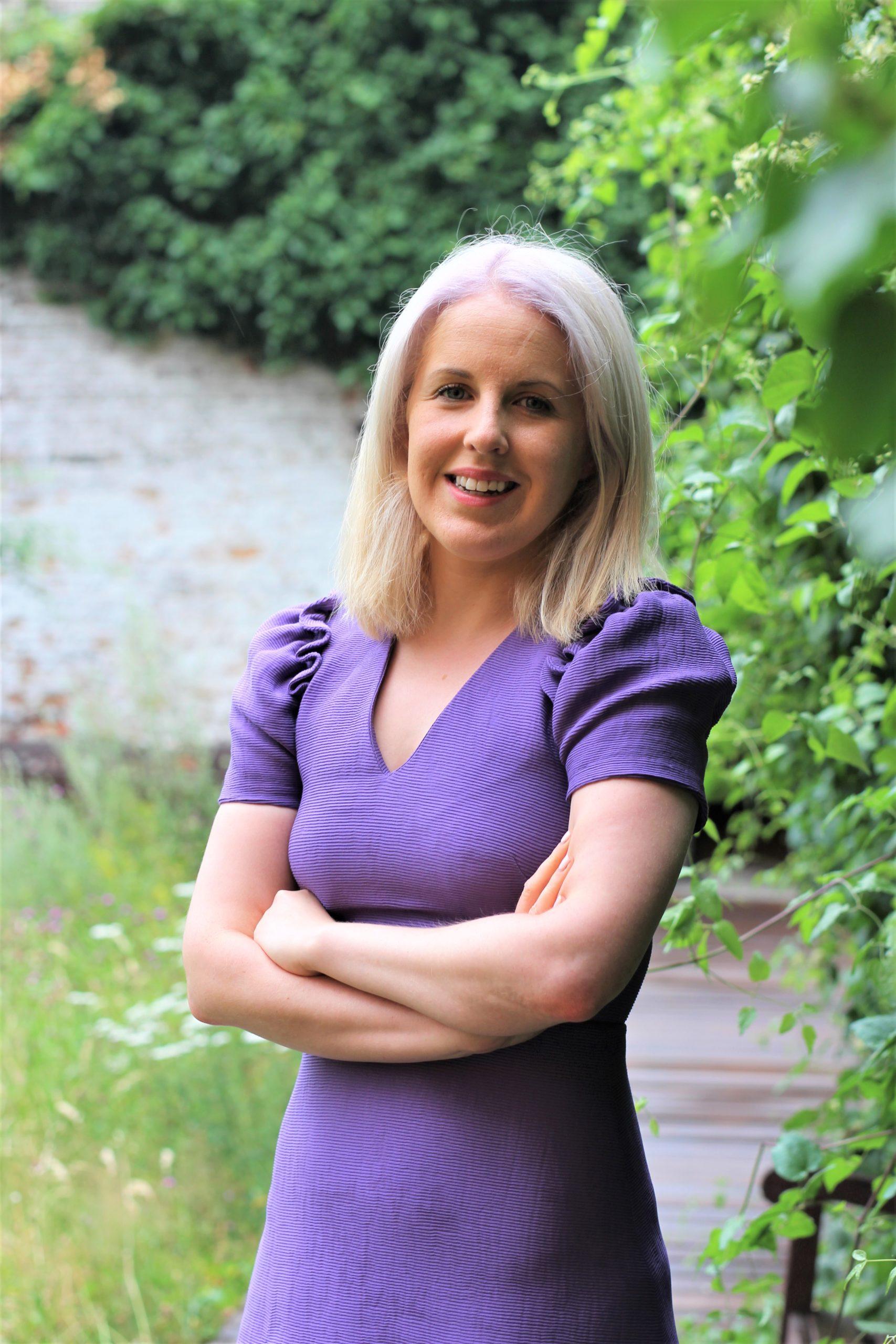 Fiona Coyle CEO Portrait
