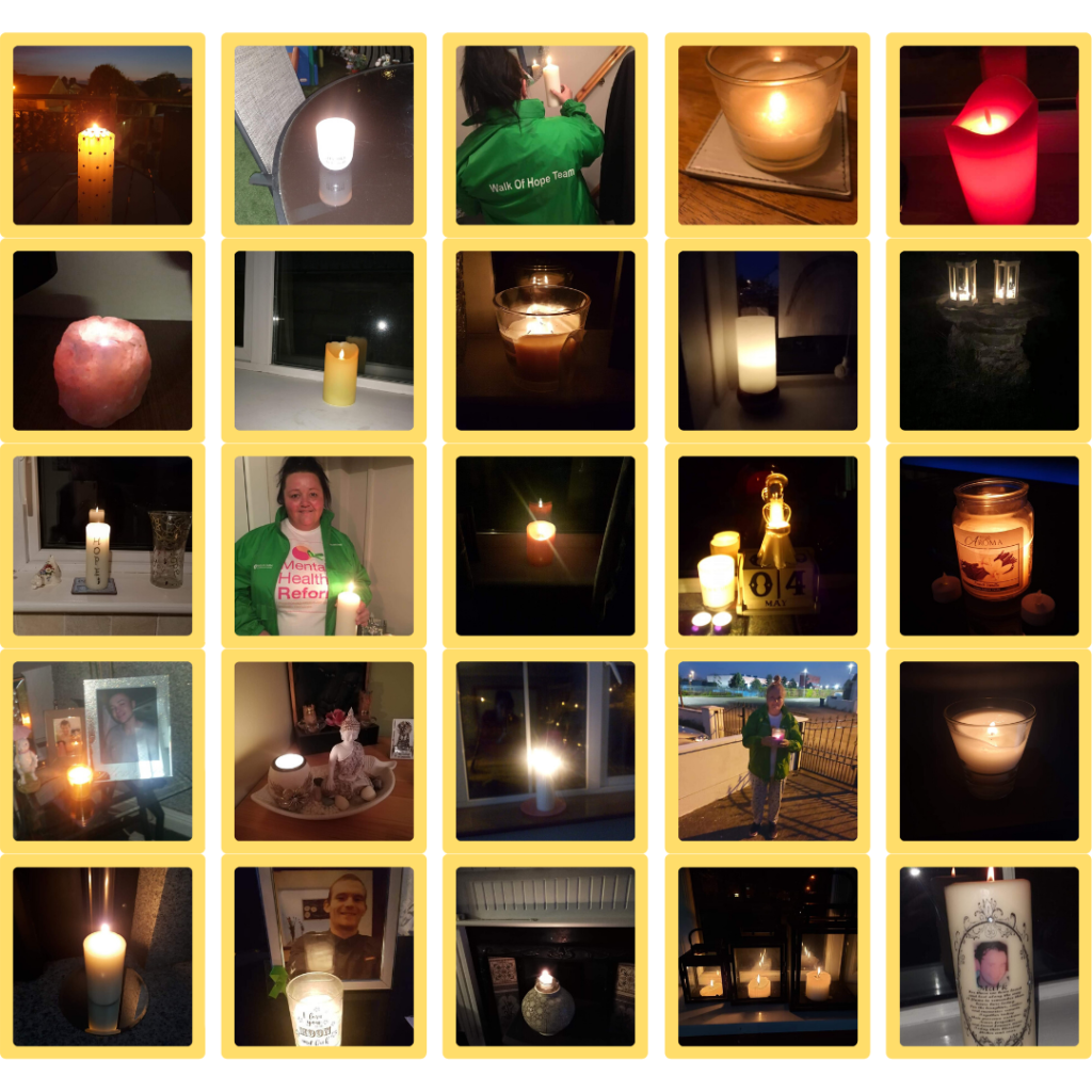 Light a Candle of HOPE 2020