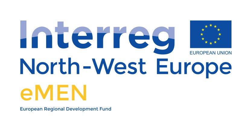 Interreg eMEN logo