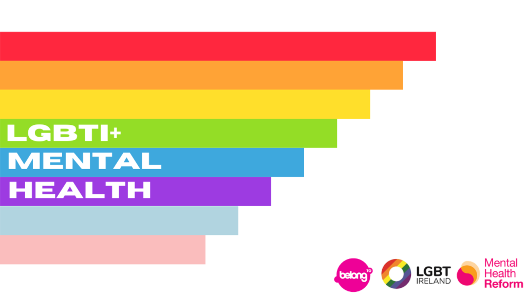 LGBTI+ Mental Health Seminar Artwork